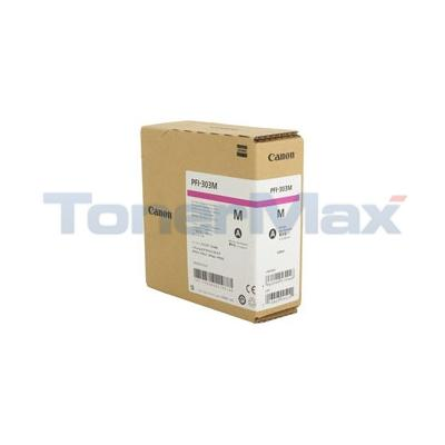 CANON IPF820 PFI-303M INK TANK MAGENTA 330ML